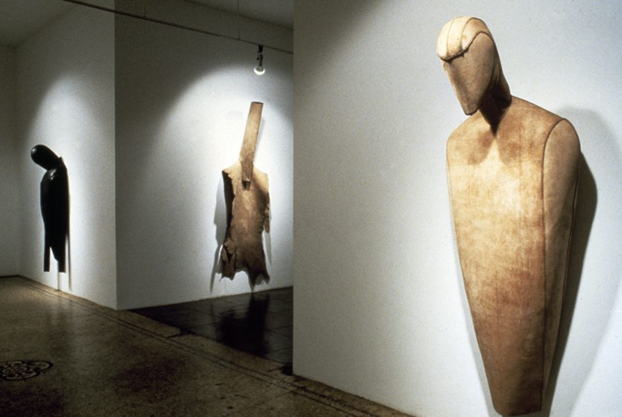 Terry Rosenberg, Installation, Hal Bromm Gallery, New York, 1982